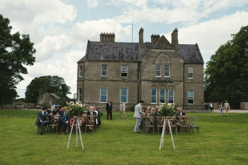 Exclusive Wedding Ceremony - Firmount House