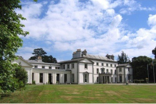 Exclusive Wedding Venues - Fota House Arboretum and Gardens