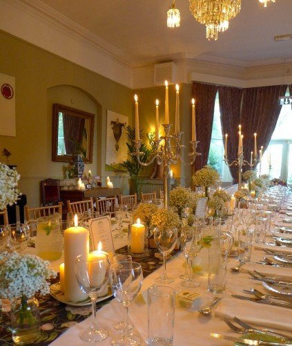 Exclusive Wedding Venues - Tinakilly Country House