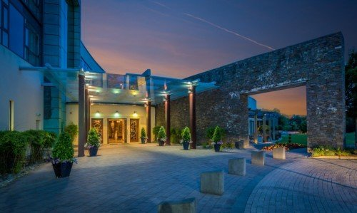 Fota Island Resort Nighttime