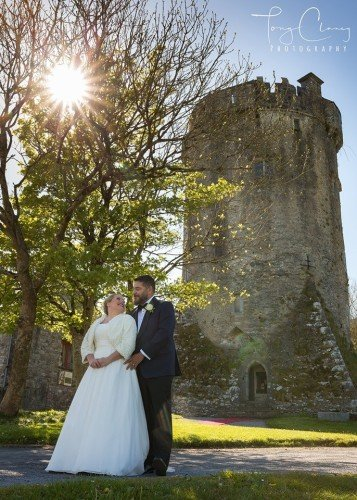 Fairytale Irish Castle Wedding