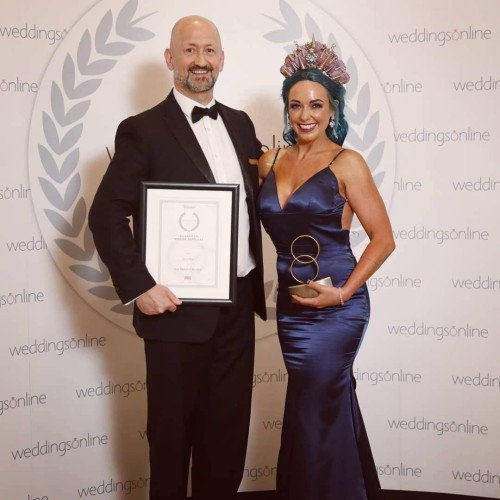 Bridal Hairstylist of the Year 2020 Leanne Nolan Vow 2 Wow