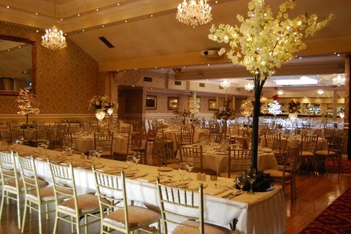 Top Table View/ Hotel Wedding Venues | Great National Abbey Court Hotel