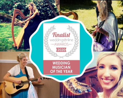 Wedding Musician of the Year Finalist 2020