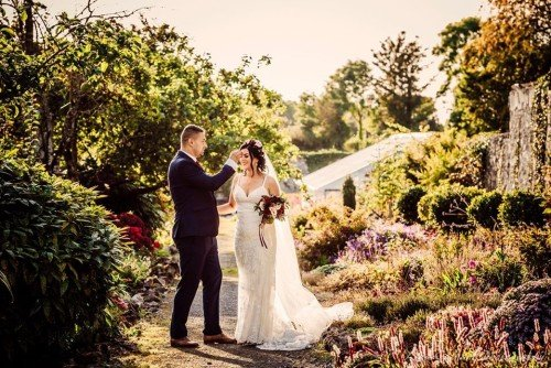 The Walled Garden by Lena Culhane Photography