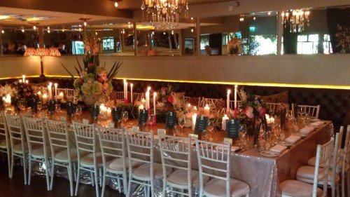 Restaurant Wedding Venues | Marco Pierre White, Courtyard Bar & Grill Donnybrook