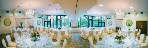 Garden Room Intimate Wedding