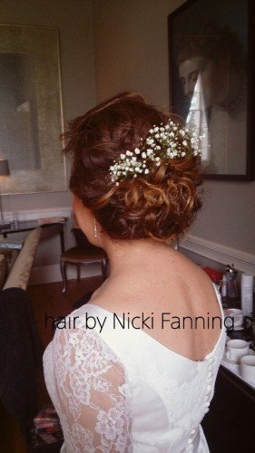 Hair by Nicki Fanning