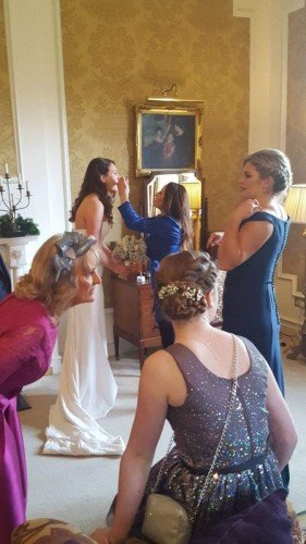 Hair Stylists - wedding hair creations