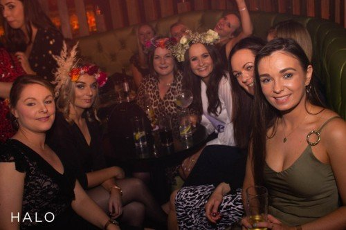 Hen Party & Stag Party - Halo Night Club