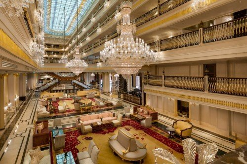 Honeymoon Hotels - Titanic Hotels - Turkey