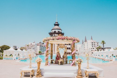 Honeymoon Hotels - Titanic Mardan Palace- Turkey