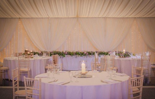 The Marquee - Wedding Venues - Ballyscullion Park