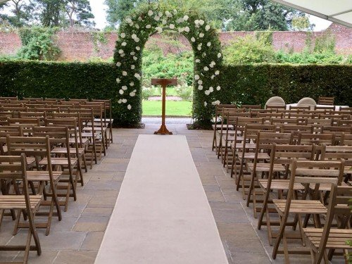 The Strawberry Garden Wedding Venue - Ballyscullion Park