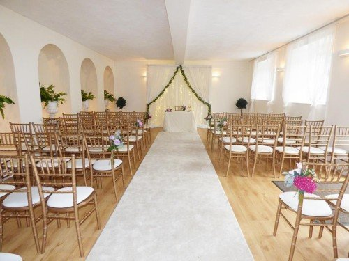 The Stables Room Wedding Venue - Ballyscullion Park