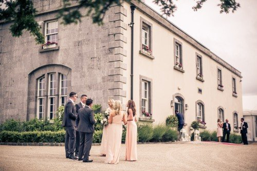 Hotel Wedding Venues - Clonabreany House