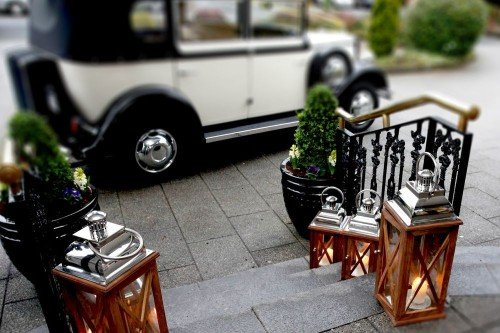 Hotel Wedding Venues - Fitzgeralds Woodlands House Hotel