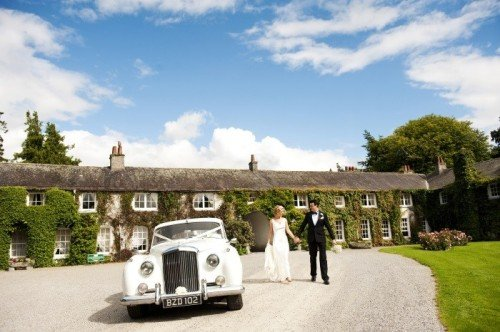 Hotel Wedding Venues - Rathsallagh House
