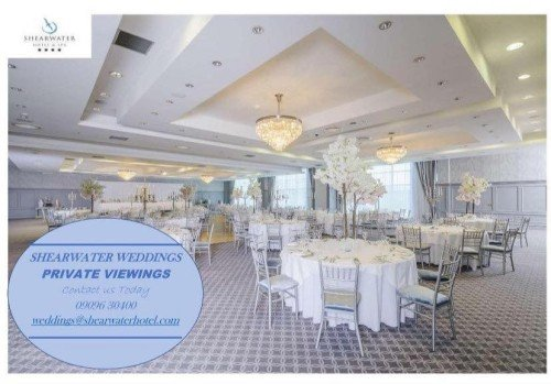 Hotel Wedding Venues - Shearwater Hotel and Spa