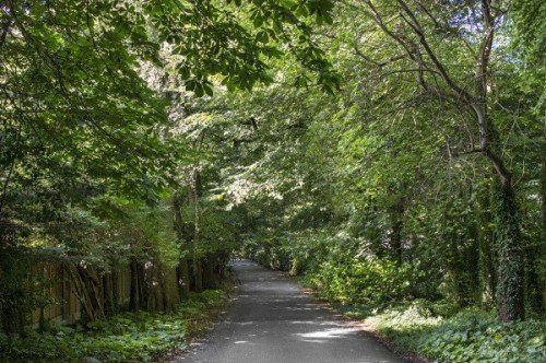 Picturesque Driveway - Summerhill House Hotel