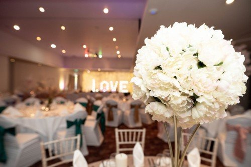 Hotel Wedding Venues - The Louis Fitzgerald Hotel