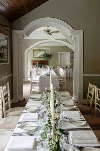Hotel Wedding Venues - The Station House Hotel and Award Winning Signal Restaurant