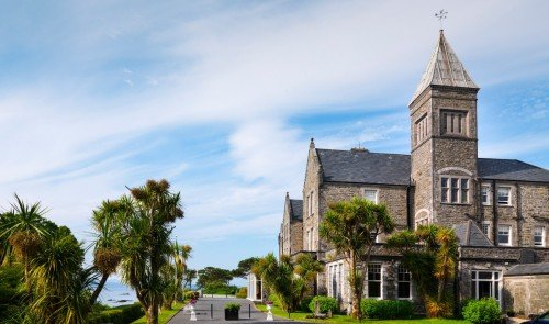 Hotel Wedding Venues - Weddings at Parknasilla Hotel