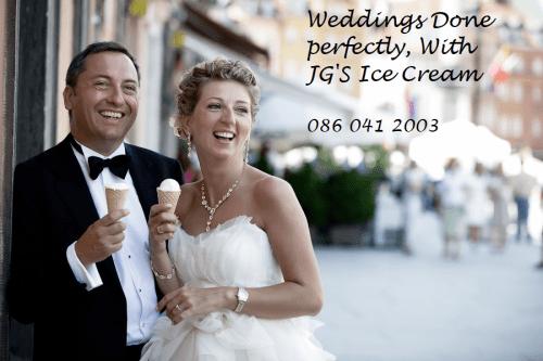 Ice Cream Vans - JG's Ice Cream