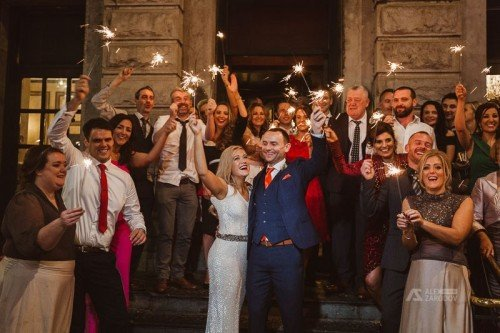 Hotel Meyrick Wedding photographer