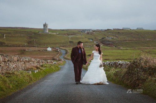 Hotel Doolin Wedding photographer