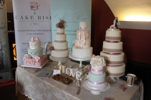 Markree Castle Wedding Fair Oct 2017.