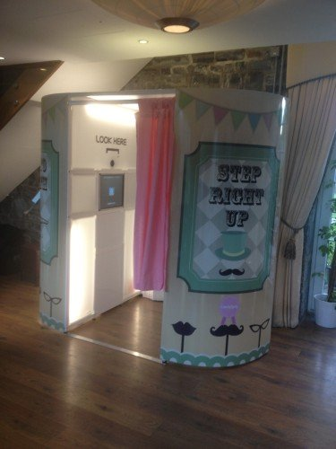 Candylady Photobooth hire . www.candylady.ie
