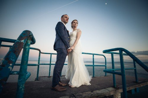 Salthill Wedding
