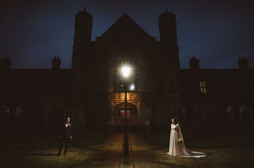 Menlo Park Hotel Wedding, NUIG Photoshoot