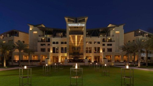 International Wedding Venues - The Westin Abu Dhabi Golf Resort & Spa