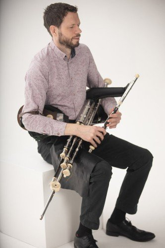 The Irish Uilleann Pipes