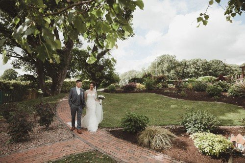Crover House Hotel Wedding