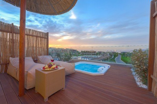 Astir Odysseus Kos Resort & Spa Executive Double with private Jacuzzi