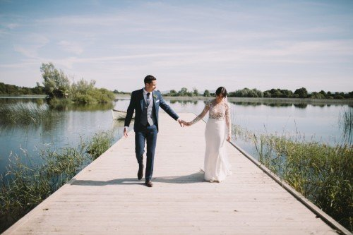 The Jetty at Ashley Park House. Image by Syona Photography