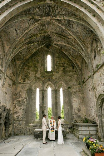 Joni & Zach's Ancient Ruins Elopement