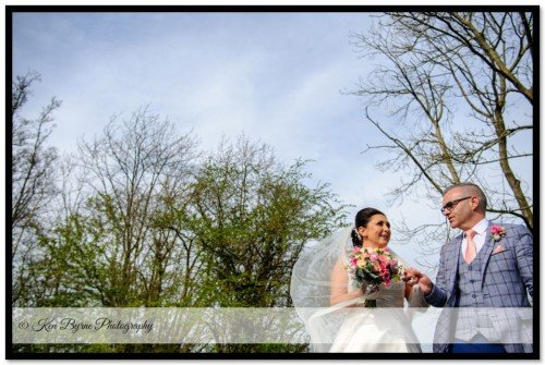 Stylised wedding photography Coosan Point, Creaghduff, Co. Westmeath