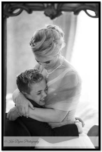 Emotional Wedding Photography of Mother and son in Boyne Hill House Estate, Kilcarn Heights, Boynehill, Co Meath, Co. Meath, C15 Y228