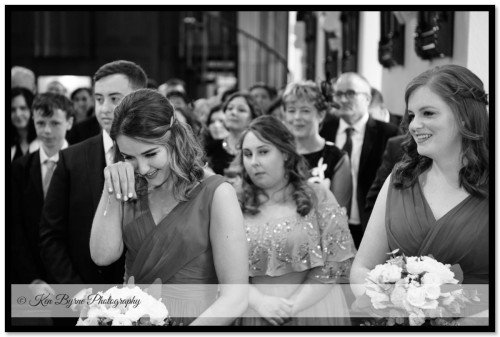 Emotional reportage wedding photography