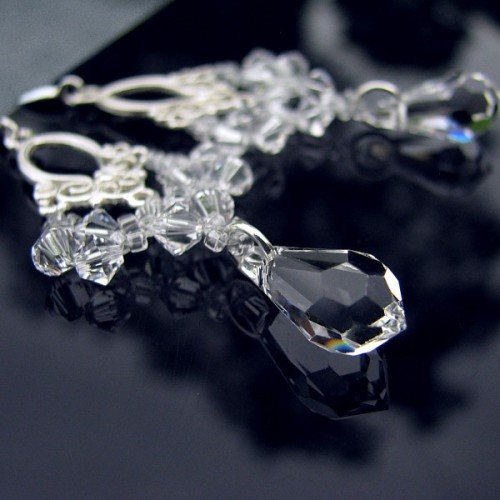 LACEY Crystal Swarovski Earrings
