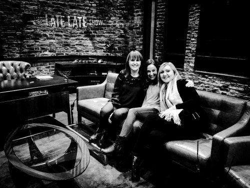 Late Late Show Couch