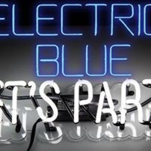 Electric Blue #letsparty