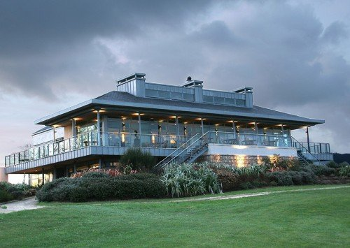 Seafield Hotel and Spa Resort, Clubhouse