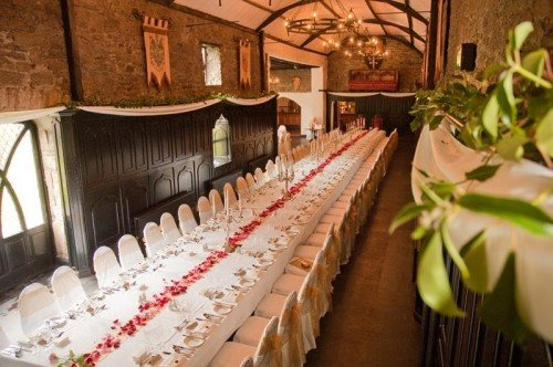 Castle Wedding Venues - Hotel Wedding Venues - Exclusive Wedding Venues | Kinnitty Castle Hotel