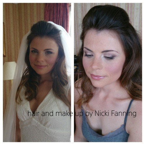 Make-up Artists - Nicki Fanning Make Up Artist & Hair Stylist