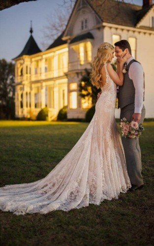 Martina Liana Bridal Gown